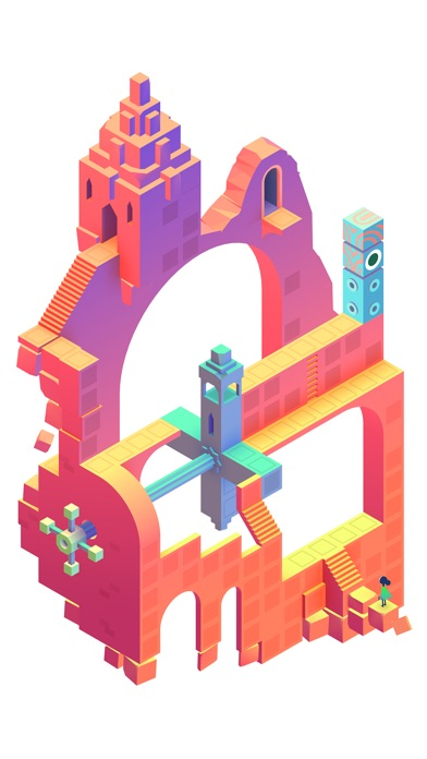Screenshot #8 for Monument Valley 2