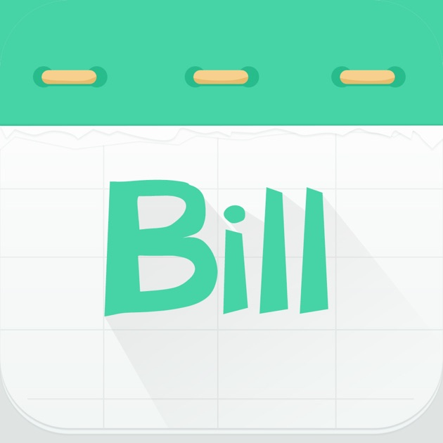 Bill Watch - Bills Reminder And Tracker On The App Store