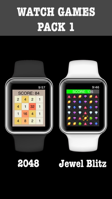 Watch Games Pack 1 Screenshot