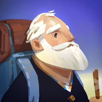 Old Man's Journey app for iphone