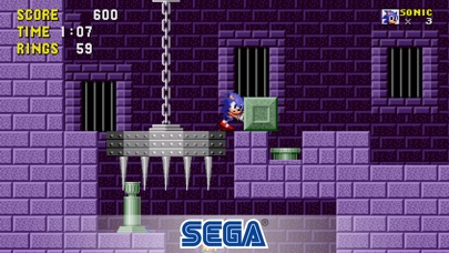 Sonic The Hedgehog iPhone