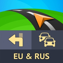 Sygic Europe et Russie
