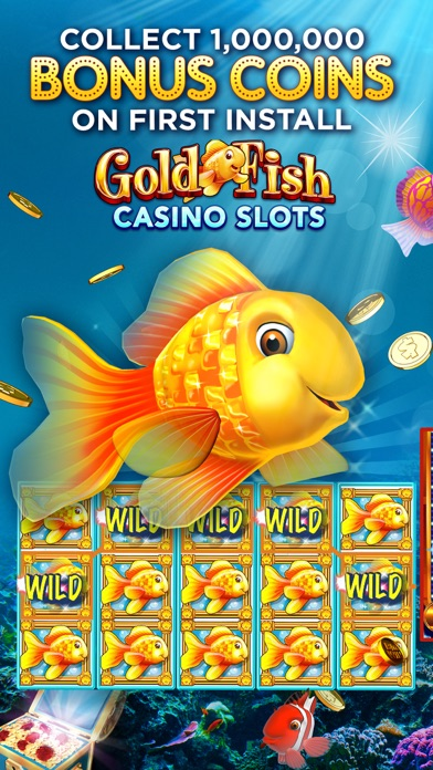 Gold fish casino slot machines app download android apk for Fish casino slot