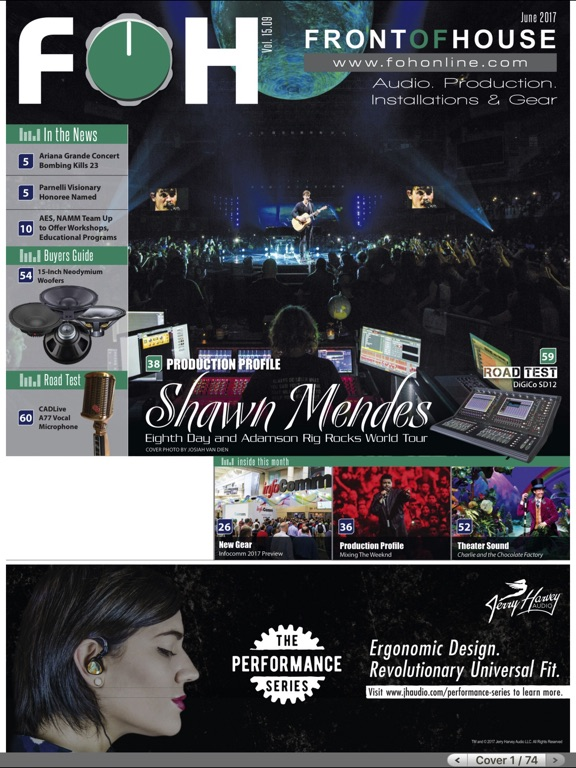 Front Of House Foh Magazine On The App Store