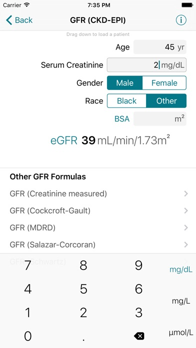 Medcalx – The Professional Medical Calculator On The App Store