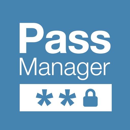 指紋認証で簡単パスワード管理 PassManager (パスマネージャー)