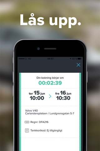 Sunfleet carsharing screenshot 4