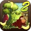 Banana Monkey Jungle RunSpiel 2- Gorilla Kong lite