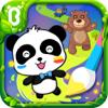Baby Panda's Magic Lines