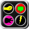 Shaved Labs Ltd - Big Button Box 2 - funny sound effects & sounds  artwork
