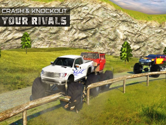 Off-road Trial Extreme Truck Racing screenshot 7
