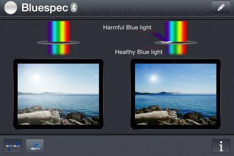 Bluespec BLE screenshot 4