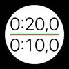 Training Timer Pro- timer für intervall tabata wod