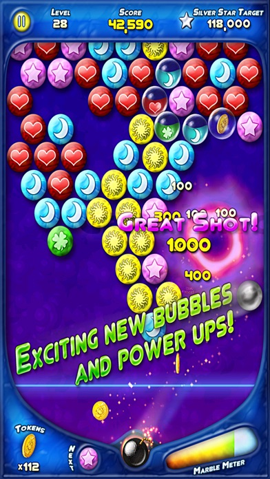 Bubble Bust! - Pop Bubble Shooter Screenshot