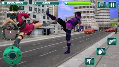 Superhero War City Battle screenshot 3