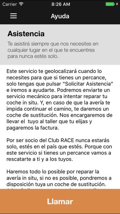 download RACE SOS Asistencia apps 3