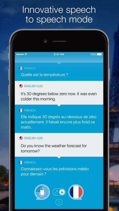 Screenshot #7 for Speak & Translate - Translator