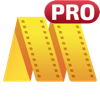 Video Editor MovieMator Pro – Movie & Film Maker! 앱 아이콘 이미지