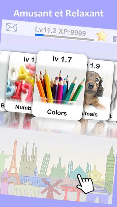 Apprendre le japonais avec FlashCard bébé coursCapture d'écran de 2