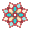 Livro de Colorir - Mandalas e Desenhos para Pintar