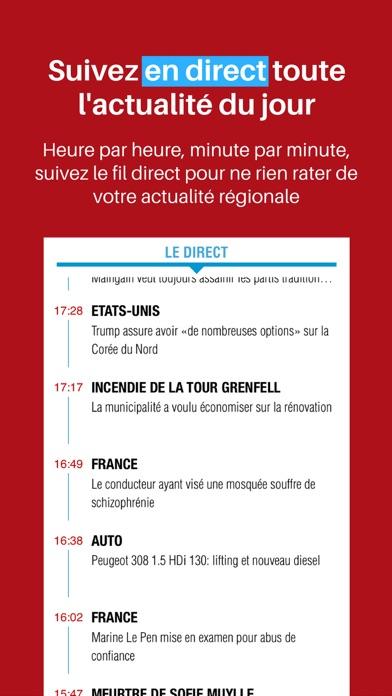 La Nouvelle Gazette:info de Charleroi et sa régionCapture d'écran de 1