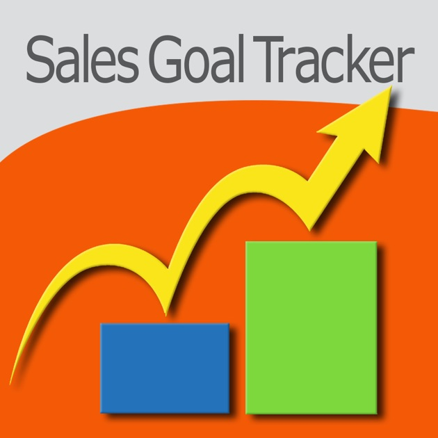 Easy Sales Goal Tracking—Fast Accurate Tracker on the App Store