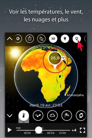 MeteoEarth screenshot 1