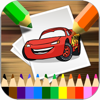 Car Cartoon Coloring Version Wiki