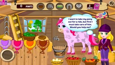 العاب تلبيس الاميرة و الحصان - العاب بنات جديدةلقطة شاشة3