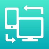 Air Transfer+ Dateiübertragung durch WiFi
