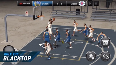 Screenshot #6 for NBA LIVE Mobile Basketball