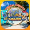 Hidden Object Summer Beach Vacation Spy Objects