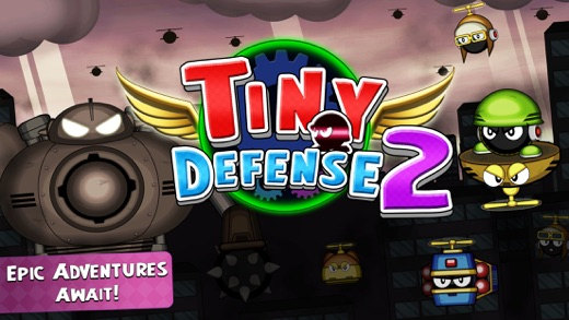 Tiny Defense 2 Screenshots