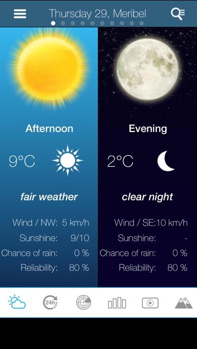 Погода во ФранцииСкриншоты 2
