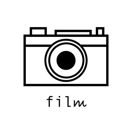 film - フィルムスタイルカメラ -
