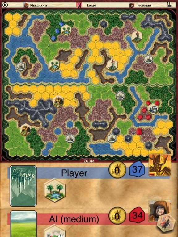 Kingdom Builder Screenshots