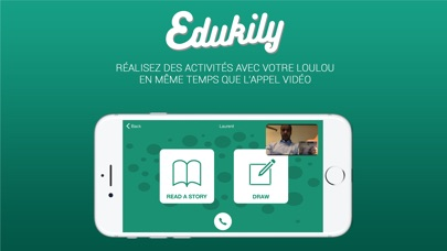 Edukily - Family Video CallCapture d'écran de 5