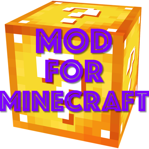 Mod Pro for Minecraft - 10 Mods with Lucky Block For Mac