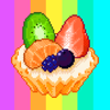 Color by number - Tasty Pixel