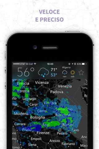 MyRadar Weather Radar screenshot 1