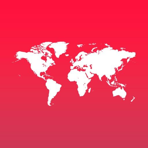 世界地图:WorldMapPlus