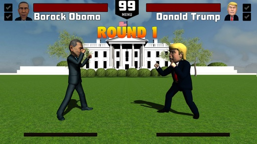 Blood of Patriots 90s Arcade Fighting Game Reborn With Political Figures Image