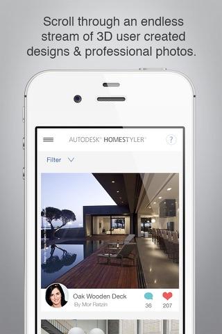 Homestyler Interior Design screenshot 1