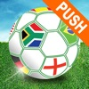 WC 2010 Live with PUSH