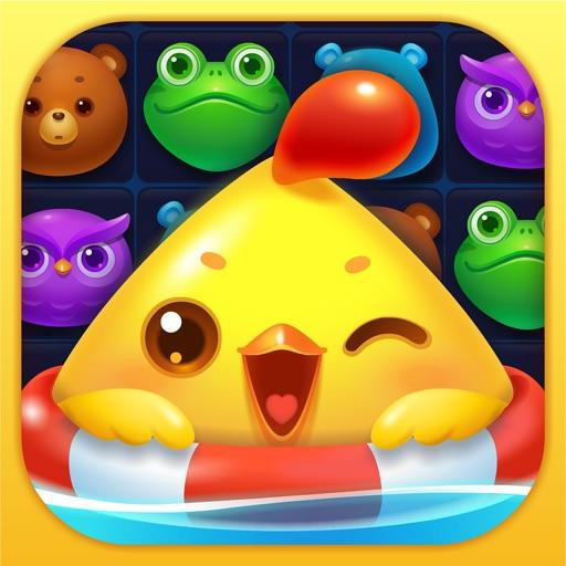 开心消消乐iPhone版icon图