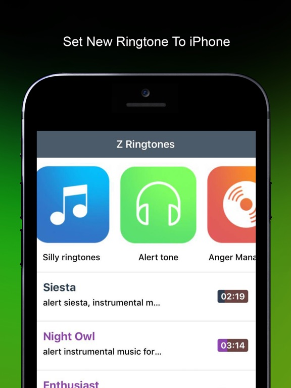 Free Download Mp3/M4r Ringtones for iPhone and