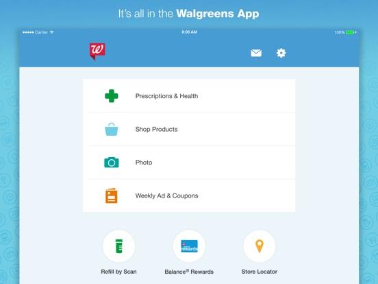 Walgreens Скриншоты11