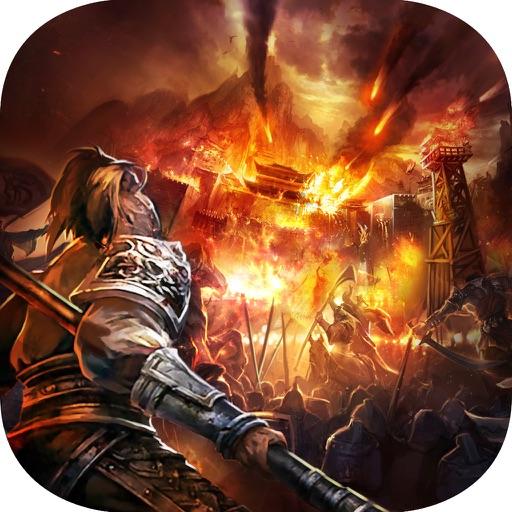 征战四方-三国战争游戏