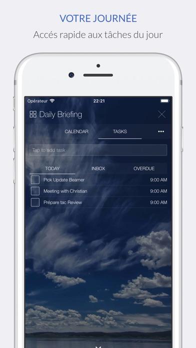 Organize:Pro - Task ManagerCapture d'écran de 4