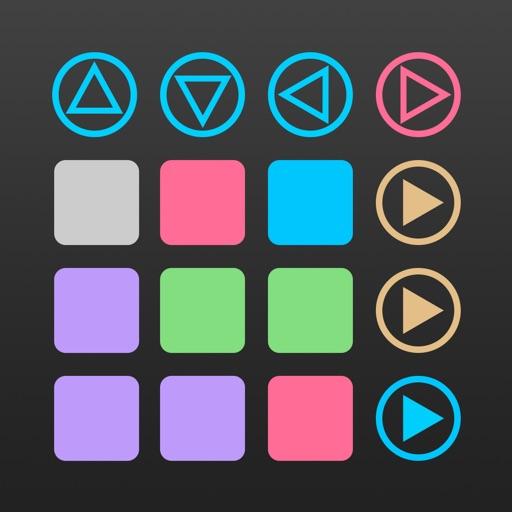 Launch Buttons Plus iOS App